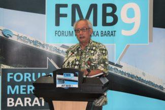 Forum Merdeka Barat 9 (FMB9) Strategi Mendorong Percepatan Penurunan Ketimpangan