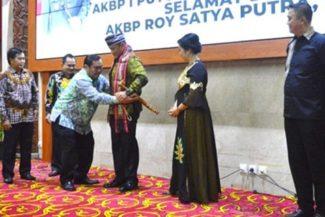 Kapolres dapat mengoptimalkan sinergitas yang baik dalam memelihara dan mewujudkan keamanan di Kabupaten Kutai Barat. Selasa (26/11/2019)